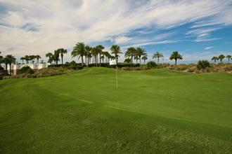Links Course #4 - Private Oceanfront Golf Course & Clubhouse in Palm Coast, Florida