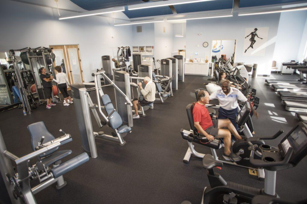 All LifeFitness Equipment