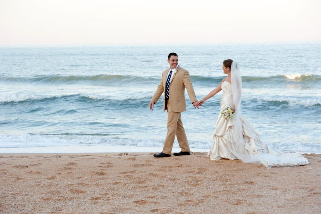 Private Beach & Oceanfront Country Club Wedding Venue in Palm Coast, Florida